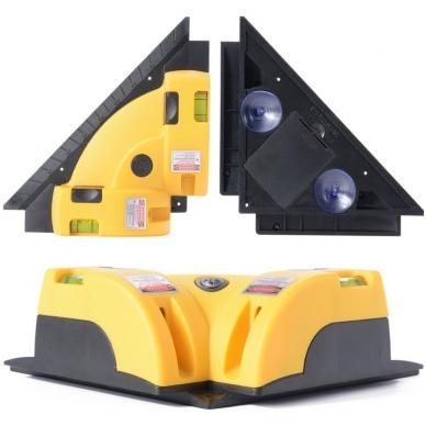 Plytelių klojimo (kampų) lazeris 2