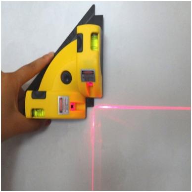 Plytelių klojimo (kampų) lazeris 6