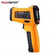 Skaitmeninis bekontaktis IR spindulių termometras PEAKMETER PM6530A