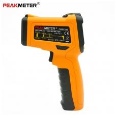 Skaitmeninis bekontaktis IR spindulių termometras PEAKMETER PM6530B