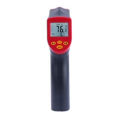 Skaitmeninis bekontaktis infraraudonųjų spindulių termometras -32 ~ 530 C 2