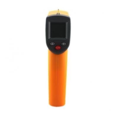 Skaitmeninis bekontaktis infraraudonųjų spindulių termometras -50 ~ 360 C 4