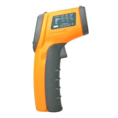 Skaitmeninis bekontaktis infraraudonųjų spindulių termometras -50 ~ 360 C 6
