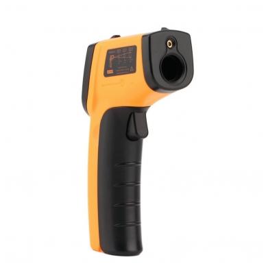 Skaitmeninis bekontaktis infraraudonųjų spindulių termometras -50 ~ 380 C