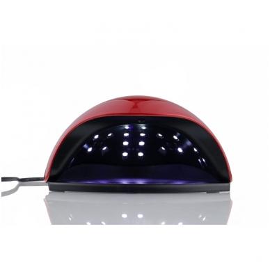 48W LED/UV hibridinė lempa nagams Sun5X 8