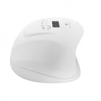 UV LED hibridinė lempa nagams Sun x, baltos sp. 3