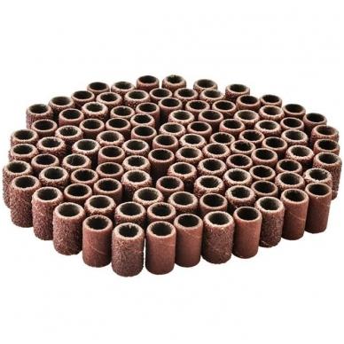 Vienkartiniai abrazyviniai antgaliai, cilindro formos