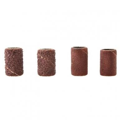 Vienkartiniai abrazyviniai antgaliai, cilindro formos 4