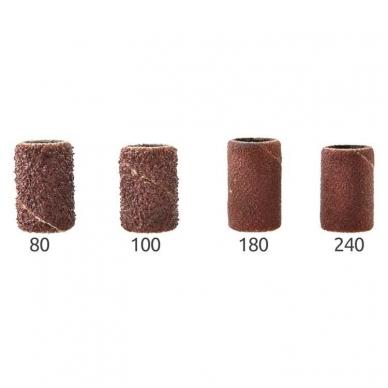 Vienkartiniai abrazyviniai antgaliai, cilindro formos 6
