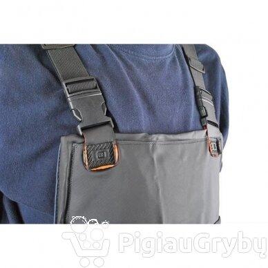 Žvejybinės bridkelnės su batais, 44 dydis 4